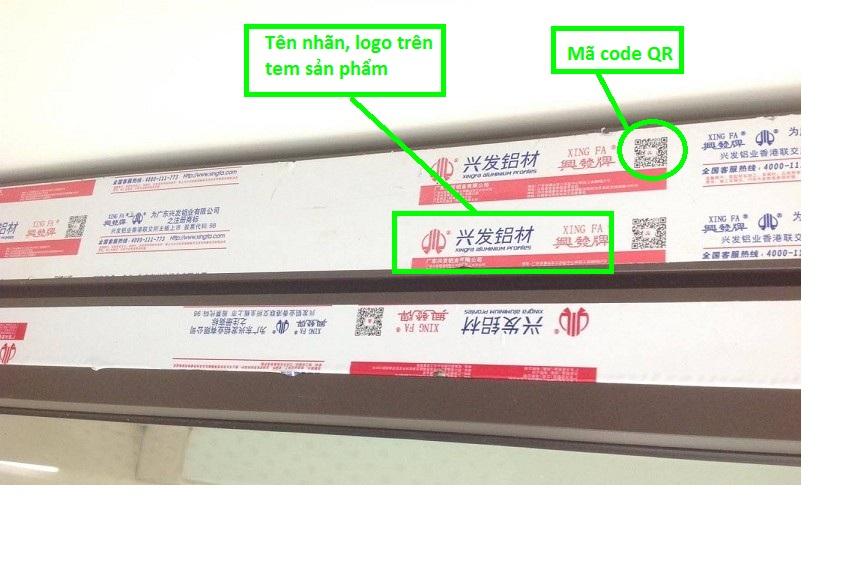 hang-chinh-hang Giá bán cửa nhôm Xingfa bao nhiêu tiền 1m2?