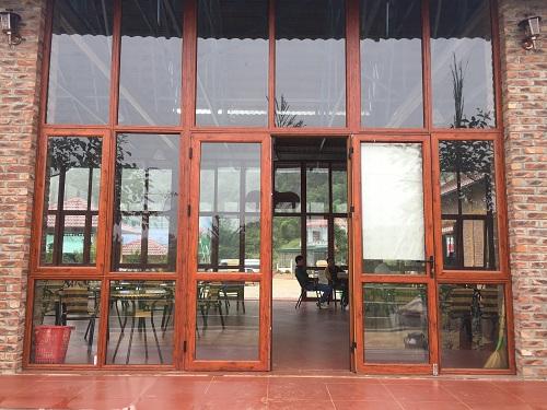 Mẫu cửa nhôm Xingfa